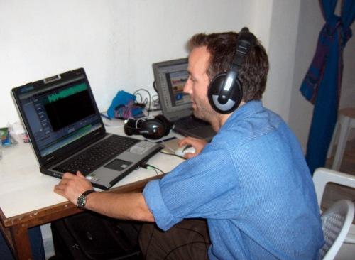 Audio editing 45