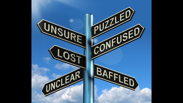 ConfusedDirections
